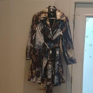 Angel Jackets & Coats - Angel raincoat / trench coat